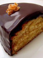 Шоколадная глазурь для торта из шоколада - рецепт