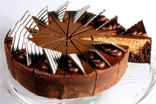 Как сделать на торт шоколадные капли