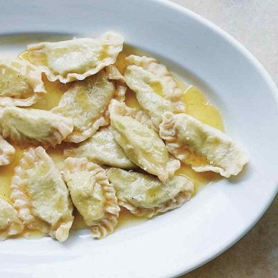 Тесто на кефире вареники с картошкой рецепт с пошагово