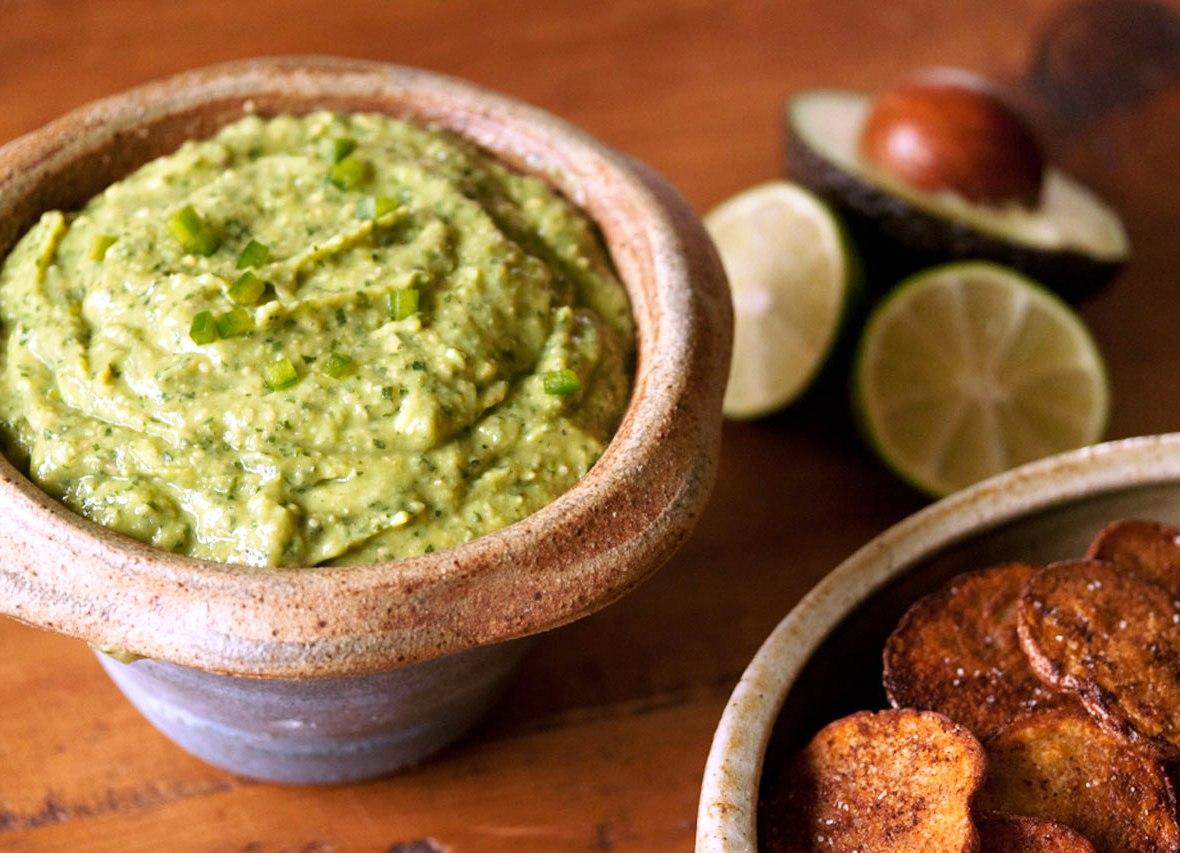 Соус гуакамоле классический рецепт с фото пошагово