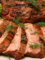 Мраморная говядина – рецепт приготовления
