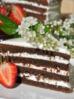 Черемуховый пирог классический рецепт