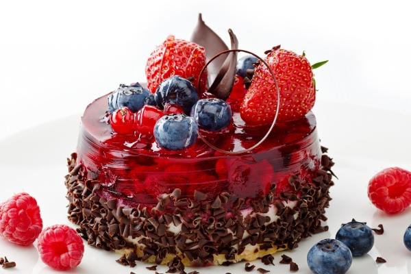 Как сделать простой торт фото 861