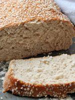 Постный хлеб в хлебопечке