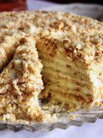 Торт без выпечки - рецепт