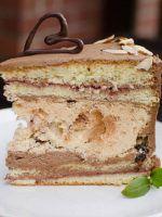 «Киевский» торт в домашних условиях