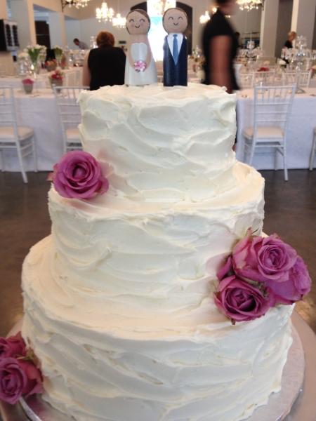 Торт на свадьбу своими руками с мастикой