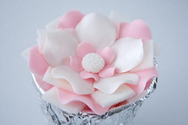 Как сделать мастику для торта своими руками, в домашних условиях изоражения