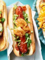 Как сделать хот-дог в домашних условиях?