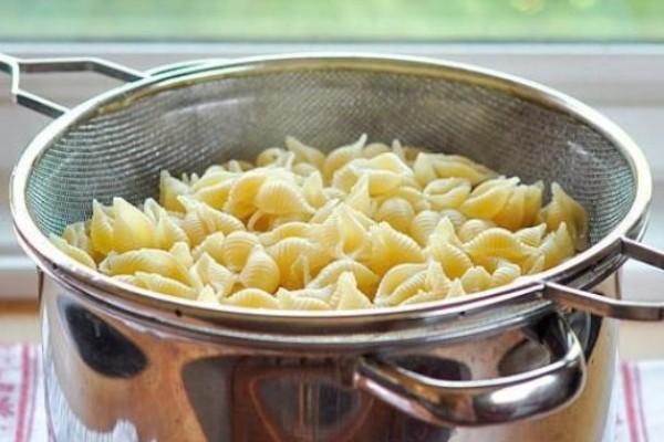 Как сделать вареные макароны