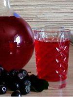 Наливка из черноплодной рябины на водке