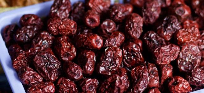 зизифус рецепты приготовления цукатов
