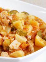 Азу по-татарски - 8 рецептов национального блюда