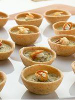 Тарталетки с начинкой – рецепты самых вкусных закусок на праздничный стол
