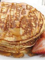 Панкейки – вкусные рецепты классического американского блюда на завтрак