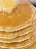 Блины на кефире с кипятком - лучшие рецепты вкусного заварного теста