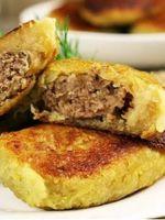 Колдуны из картофеля с фаршем - оригинальные рецепты вкусного белорусского блюда