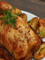 Фаршированная курица - оригинальные рецепты вкусного наполнения для запеченной птицы