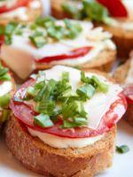 Рецепты бутербродов - оригинальные идеи для фуршета и домашнего завтрака