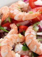 Простой салат с креветками - оригинальные рецепты быстрой и вкусной закуски
