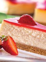 Чизкейк из творога - быстрые и простые рецепты приготовления американского десерта