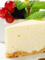Чизкейк - рецепты американского десерта в домашних условиях