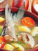 Уха из головы и хвоста горбуши - лучшие рецепты вкусного рыбного супа