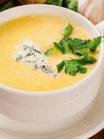 Суп с плавленным сыром - вкусные рецепты сытного первого блюда