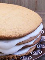 Сметанный крем для торта - лучшие рецепты для пропитки и украшения десерта