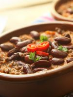 Блюда из фасоли - вкусные и оригинальные рецепты на каждый день
