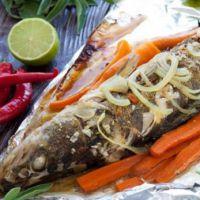 Судак в духовке - самые интересные рецепты запеченной рыбы