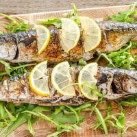 Скумбрия в <u>палочек</u> фольге на мангале - самые вкусные рецепты отменного блюда для пикника
