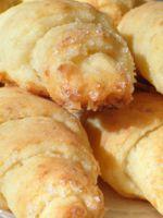 Рогалики из творога - самые вкусные рецепты теста и начинки для домашней выпечки