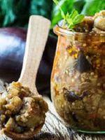 Баклажаны по-грузински на зиму - лучшие рецепты приготовления кавказской закуски