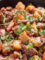 Жаркое из индейки - самые вкусные рецепты сытного блюда