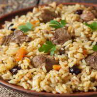 Плов в мультиварке с говядиной - лучшие рецепты вкусного узбекского блюда