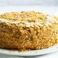 Медовый торт в мультиварке - вкусные и простые рецепты десерта с разными вариантами крема