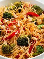 Рисовая лапша - лучшие рецепты разнообразных вкусных блюд