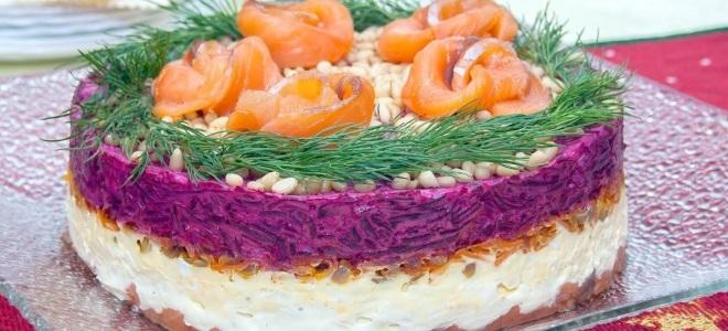 салат королевская шуба рецепт