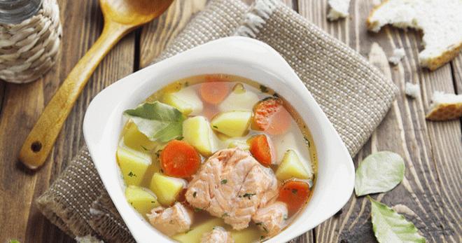 Уха из форели - лучшие рецепты вкусного рыбного супа