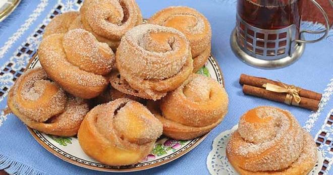 Рецепты булочек в духовке в домашних условиях