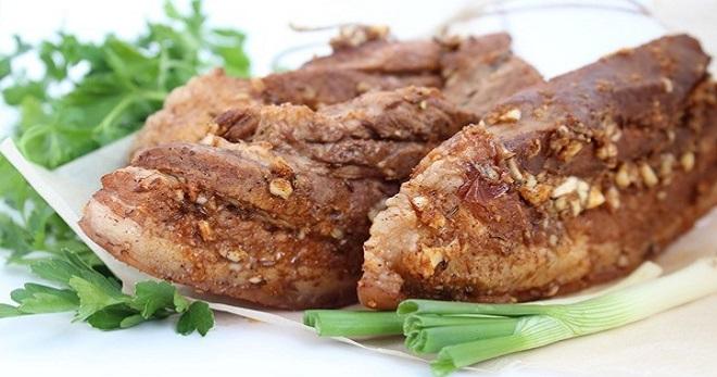 Сало в луковой шелухе самый вкусный рецепт пошагово в