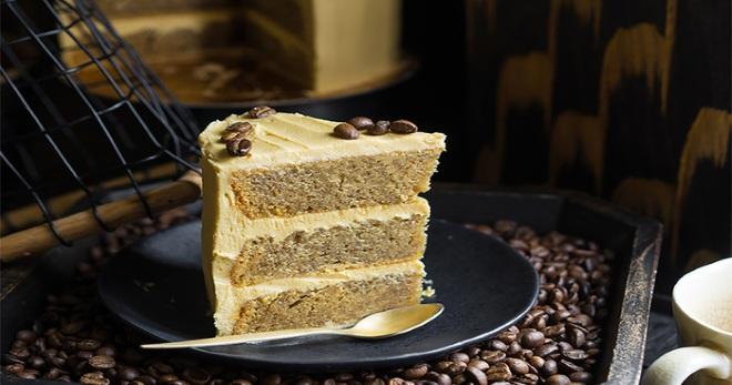 вкусный кофейный десерт рецепт