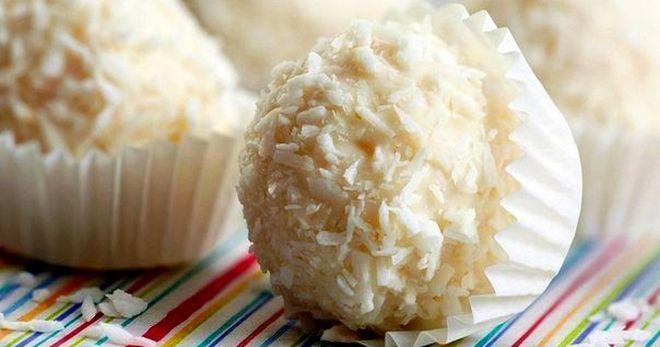 Конфеты «Рафаэлло» - оригинальны рецепты приготовления вкусного кокосового лакомства