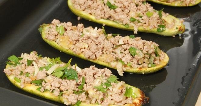 простые рецепты на каждый день из кабачка