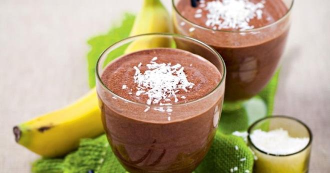 Как дома сделать коктейль шоколадный