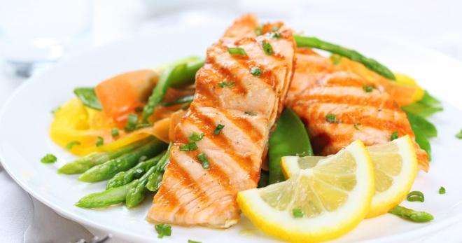 рецепты фото к с рыбе Гарнир