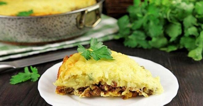 Картофельная запеканка с фаршем в духовке - самые вкусные рецепты простого сытного блюда