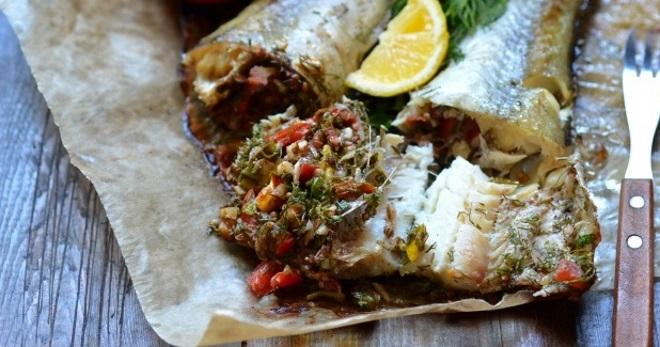 Рецепты из филе рыбы хек для фитнеса