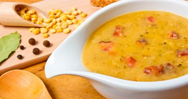 Блюда из гороха - простые и оригинальные рецепты угощений на каждый день